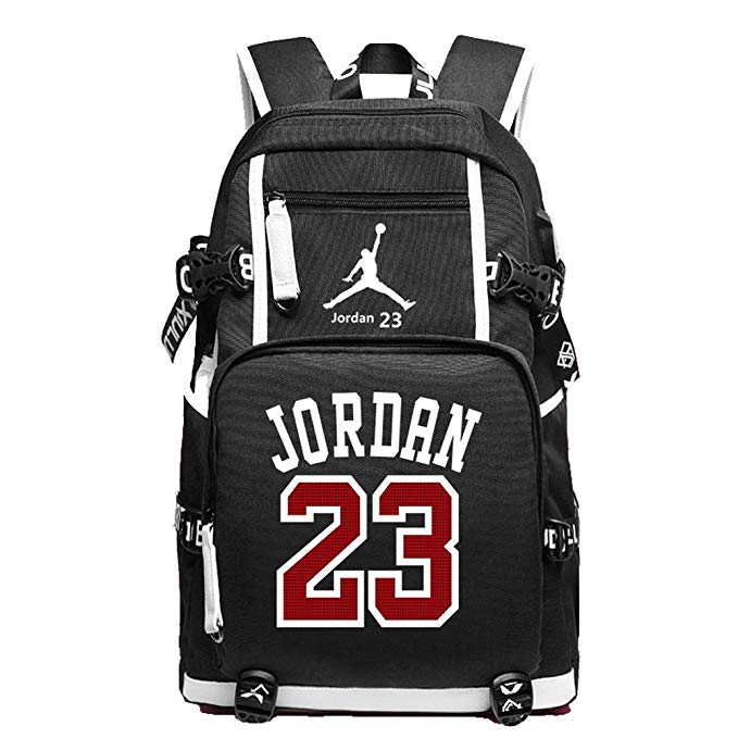 Air Jordan 23 Travel Canvas Backpack - Unisex - James Bryant Iverson