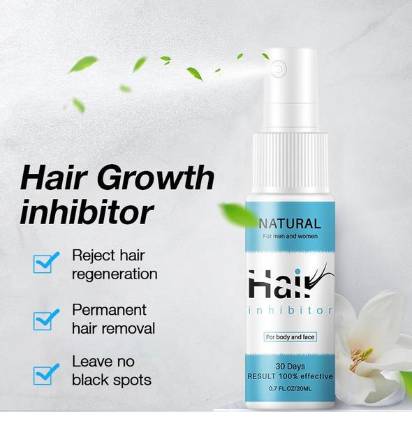100% Organic Permanent Hair Growth Inhibitor Set
