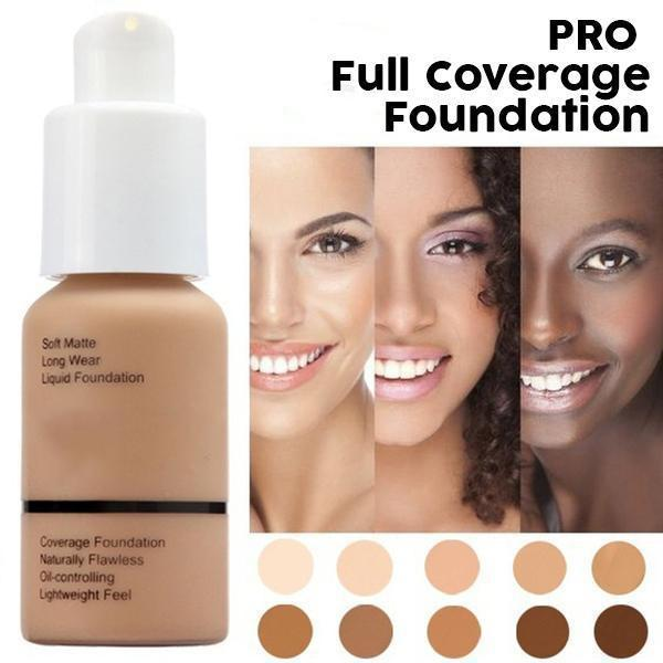 PRO Full Coverage Premium Foundation