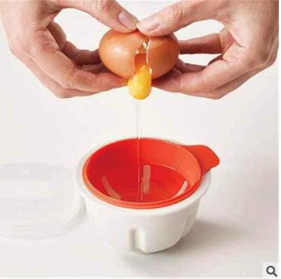 Microwave Perfect Eggs Poacher