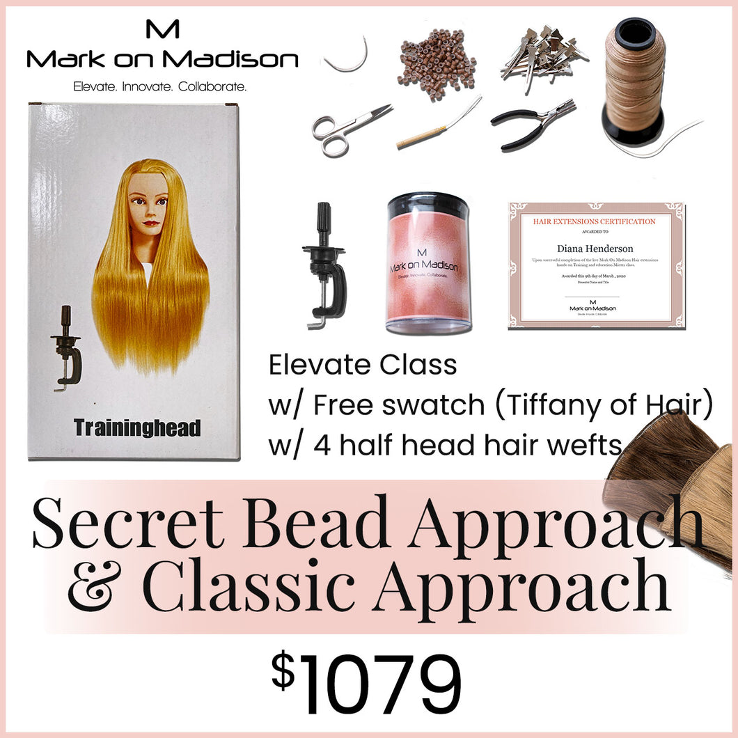Secret Bead Approach & Classic Approach $1079