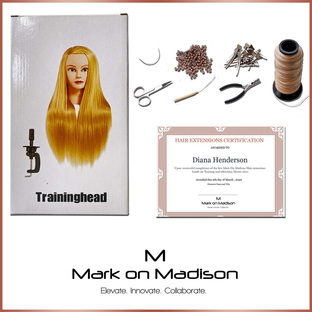 Online Education | Basic Kit (without Hair Extension)