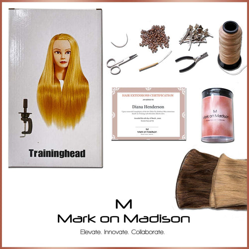 Online Education | Pro Kit (with Hair Extension)