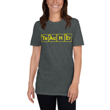 Load image into Gallery viewer, Teacher Periodic Table Witty Unisex T-Shirt