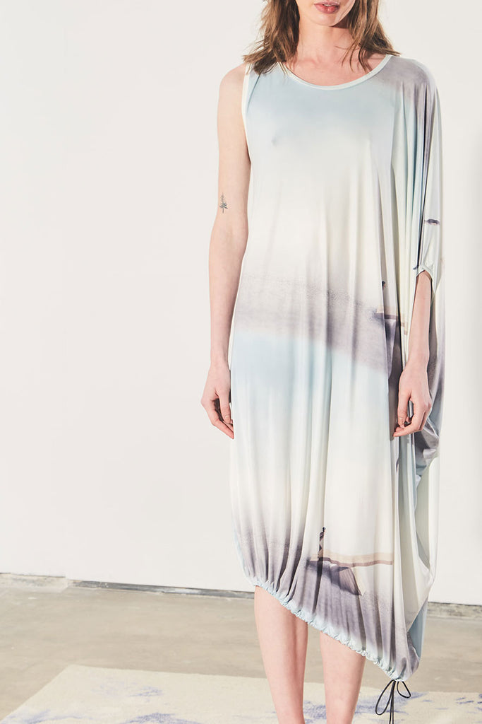ASYMMETRIC DRESS - JUMP