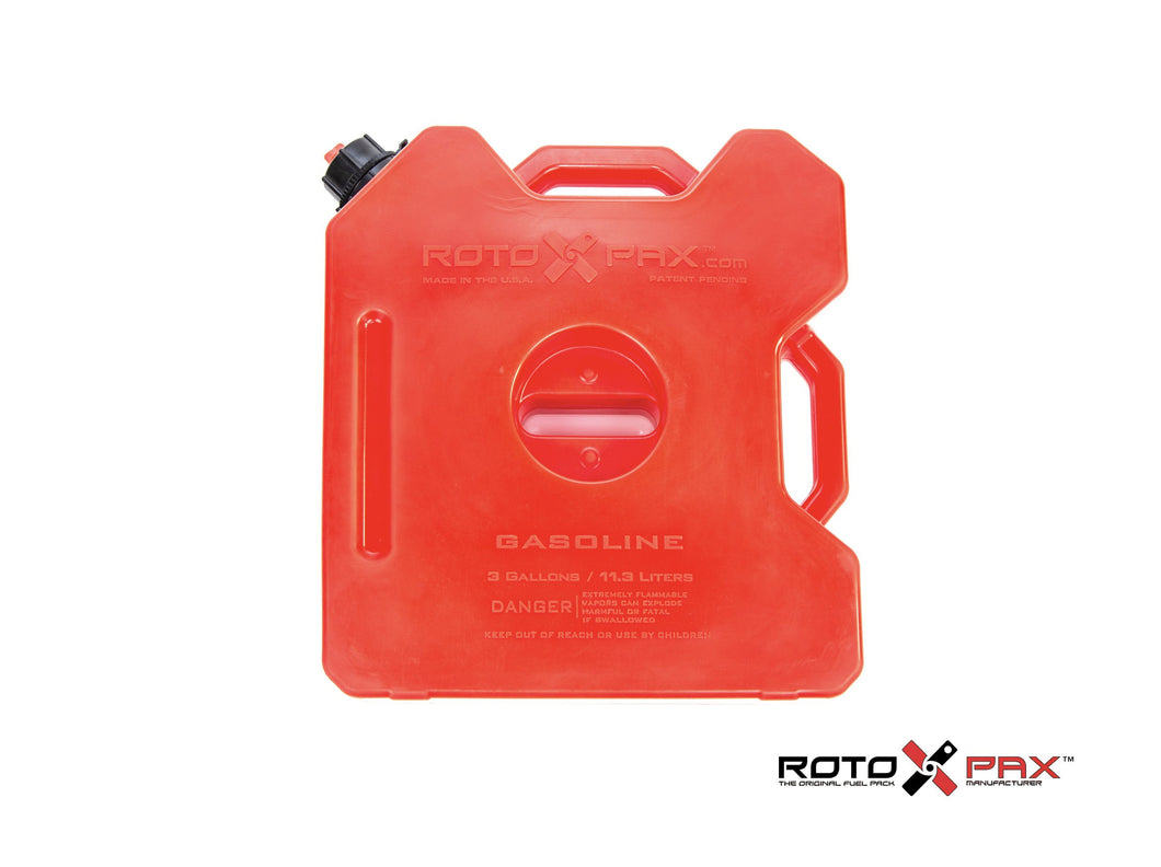 ROTOPAX 3 GALLON FUEL