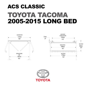 Active Cargo System - CLASSIC - Toyota
