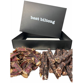 Biltong and Drywors combo Gift Box 1kg