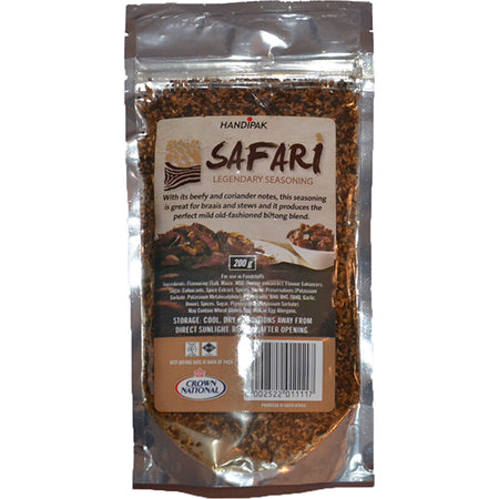 Safari Biltong Seasoning 200g