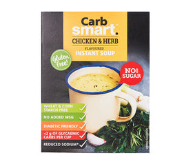 Carbsmart Chicken & Herb Flavoured Instant Soup