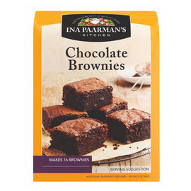 Ina Paarman's Chocolate Brownie Mix