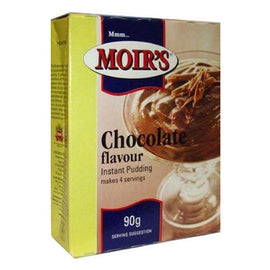 Moirs Instant Pudding Chocolate