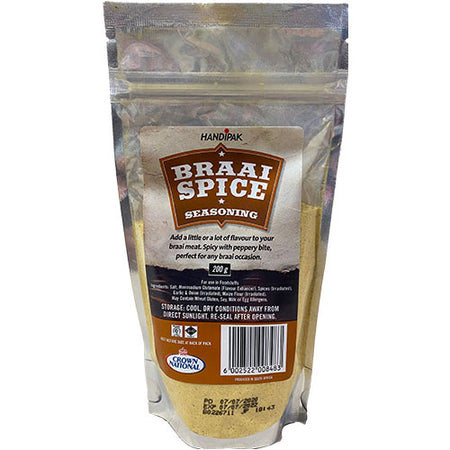 Crown National Braai Spice 200g