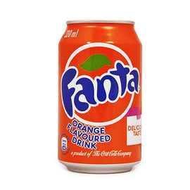 Fanta Orange - Pack of 6