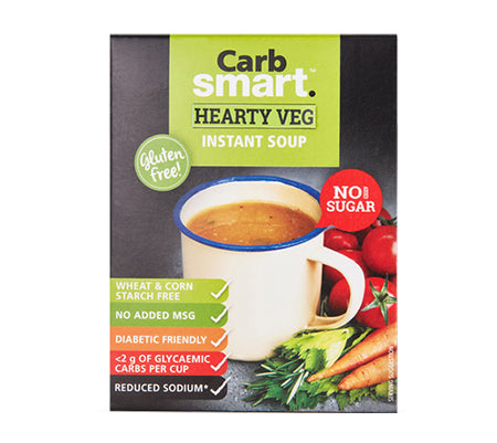 Carbsmart Hearty Veg Flavoured Instant Soup