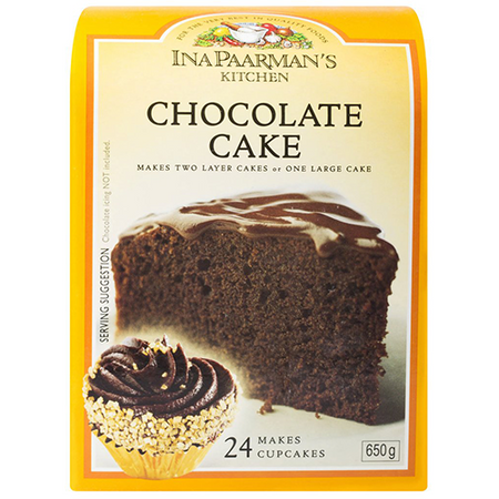 Ina Paarman Chocolate Cake Mix