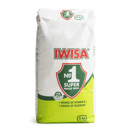 Iwisa No 1 Super Maize Meal 5kg