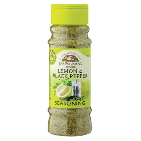Ina Paarman Lemon and Black Pepper Seasoning