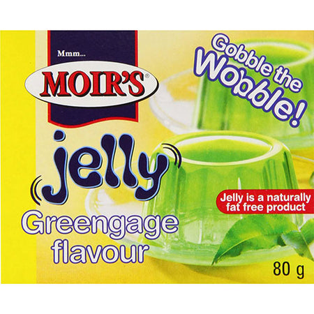 Moirs Jelly Greengage
