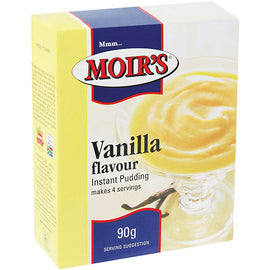 Moirs Instant Pudding Vanilla