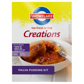 Snowflake Malva Pudding Kit 400g