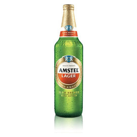 Amstel Lager (bottle) - 6 Pack