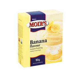Moirs Instant Pudding - Banana