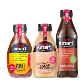 Carbsmart 3 Pack Bundle