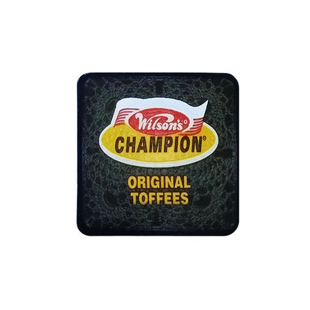 South African Wilson's Champion Toffees Retro Coaster