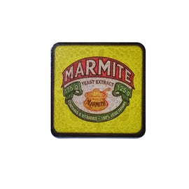 South African Marmite Retro Coaster