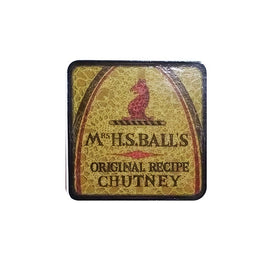 South African Mrs Balls Chutney Retro Coaster