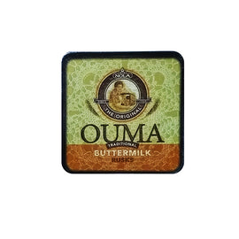 South African Ouma Buttermilk Rusk Retro Coaster