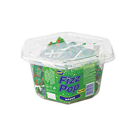 Beacon Fizz Pops Apple- box of 40