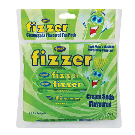 Beacon Fizzers Cream Soda Pack of 24