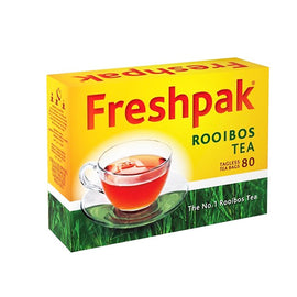 Freshpak Rooibos Tea 80s pack of 4