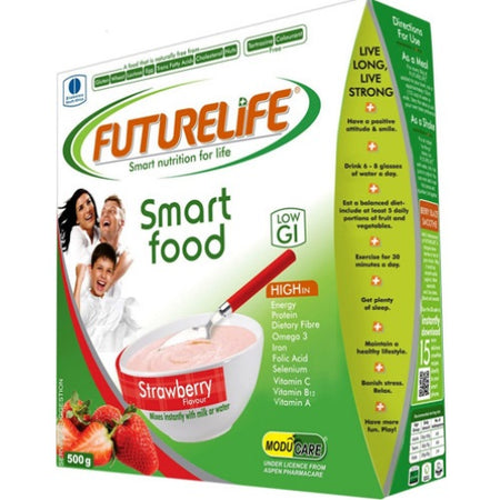 Futurelife Smart Food Strawberry 500g