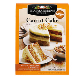 Ina Paarman's Carrot Cake Mix