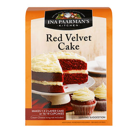 Ina Paarman's Red Velvet Cake Mix