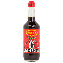 Maggi Lazenby Worcester Sauce 500ml