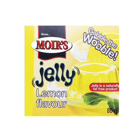 Moirs Jelly - Lemon