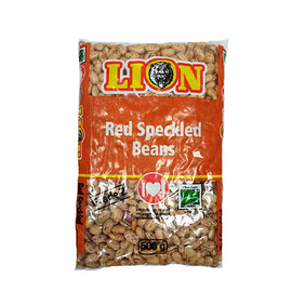 Lion Red Speckled Beans 500g