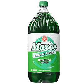 mazoe_cream soda