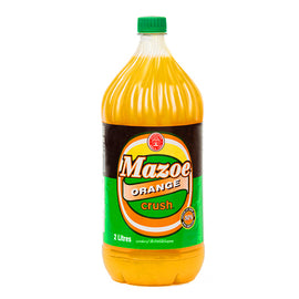 Mazoe Orange Crush 2l