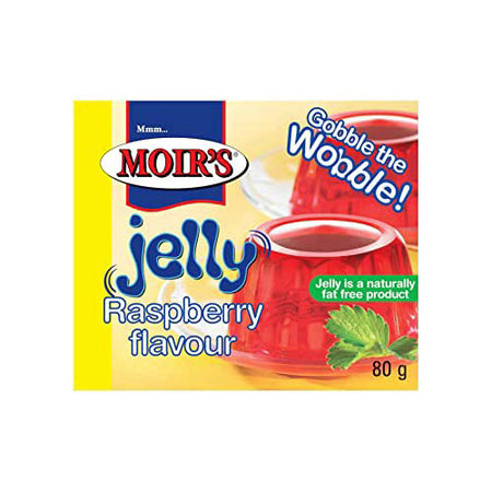 Moirs Jelly Raspberry