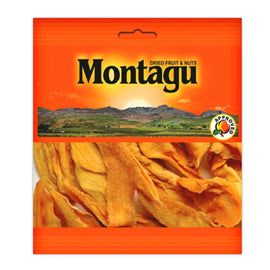 Montagu Dried Mango Strips 100g