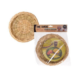 Bamboo plate baskets