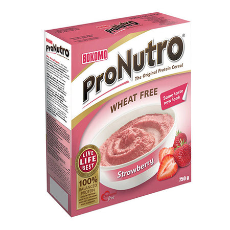 ProNutro Wheat Free Strawberry 500g