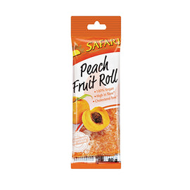 Safari Peach Fruit Roll