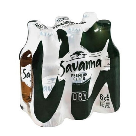 Savanna Dry (bottle) - 6 Pack
