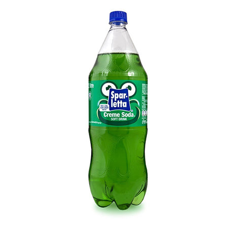 Sparletta Creme Soda - Bottle 2L